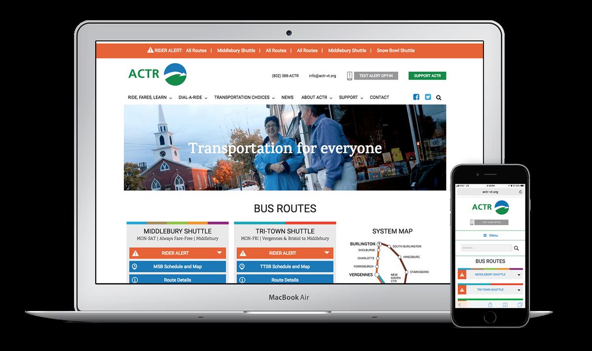 ACTR-VT